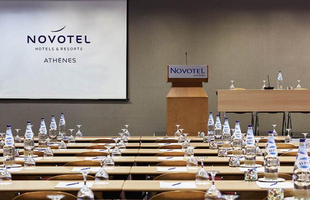 фото Hotel Novotel Athens изображение №6