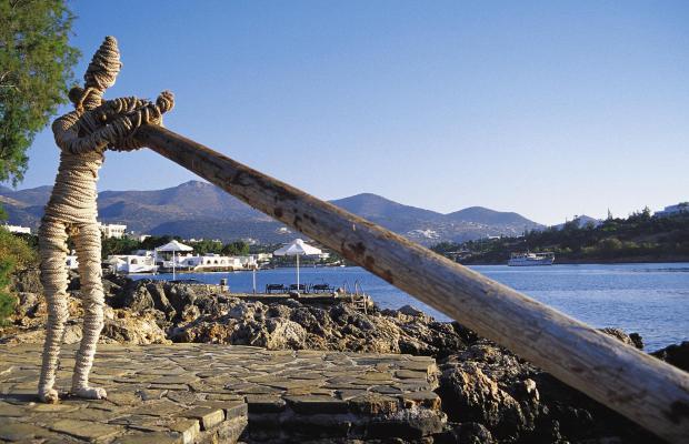 фотографии Minos Beach Art Hotel изображение №20