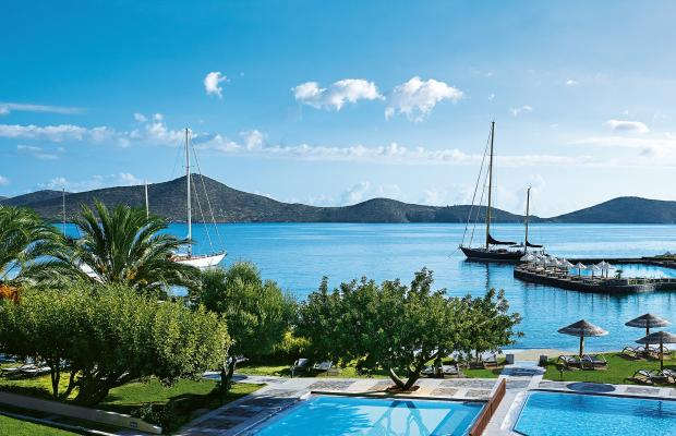 фотографии отеля Porto Elounda Golf & Spa Resort (ex. Porto Elounda De Luxe Resort) изображение №47
