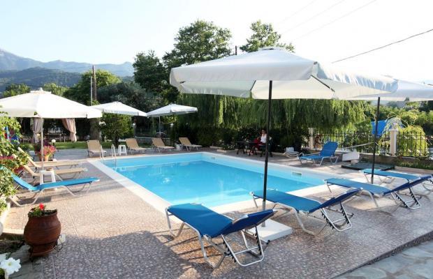 фотографии отеля Apartments G&T (ех. Villa Thassos Paradise) изображение №3