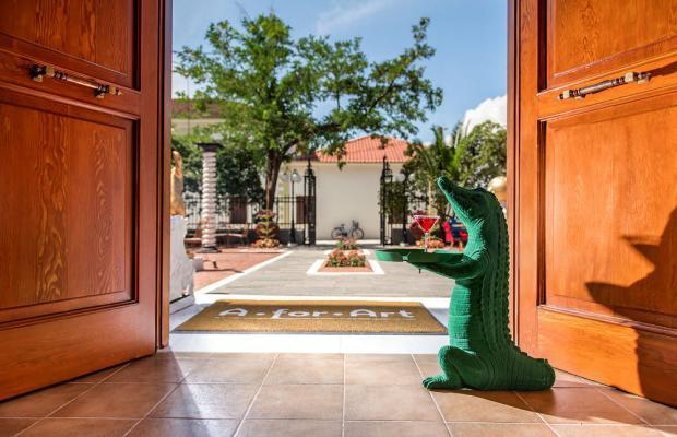фото отеля A For Art Design Hotel изображение №25