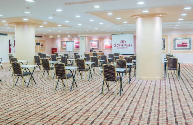 фото отеля Crowne Plaza Athens City Centre изображение №21