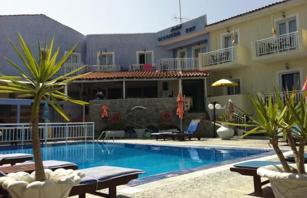 фотографии отеля Oceanida Bay изображение №11