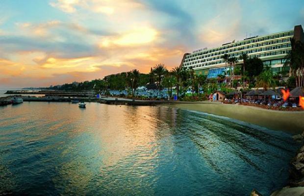 фото Amathus Beach Hotel Limassol изображение №18