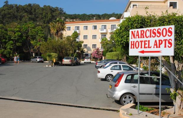 фотографии отеля Narcissos Hotel Apartments изображение №7
