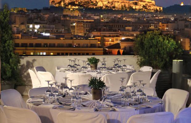 фотографии отеля Radisson Blu Park Hotel (ex. Park Hotel Athens) изображение №11