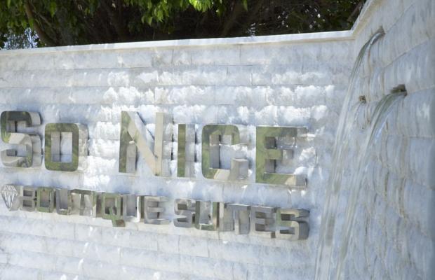 фотографии отеля So Nice Boutique Suites изображение №27