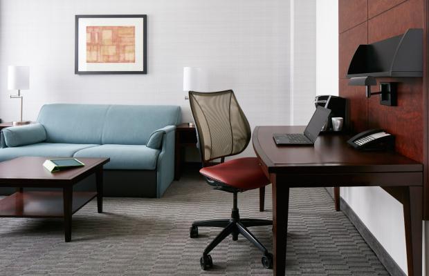 фотографии отеля Club Quarters Midtown изображение №15