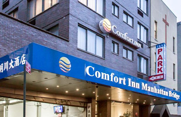 фотографии Comfort Inn Manhattan Bridge изображение №24