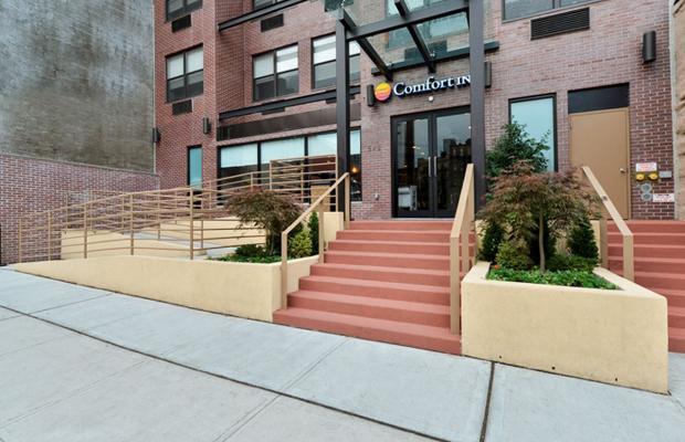 фотографии отеля Comfort Inn Midtown изображение №7