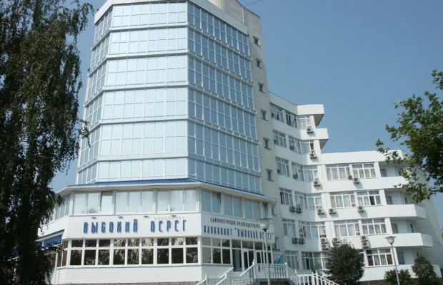 фото отеля Пансионат Высокий берег (Vysokiy bereg) изображение №1