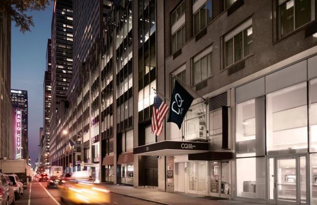 фото Club Quarters Hotel Opposite Rockefeller Center изображение №10