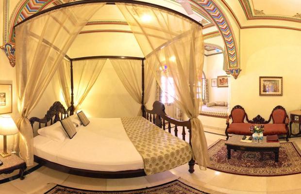 фотографии отеля Alsisar Haveli изображение №11