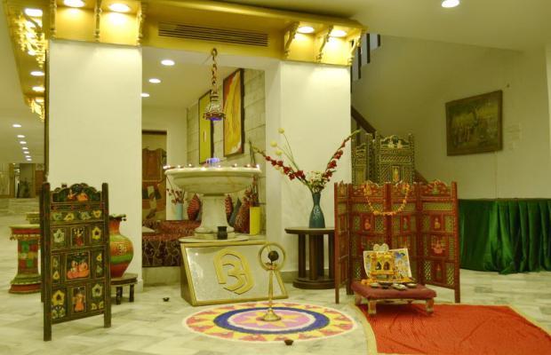 фото отеля Jaipur Ashok изображение №17