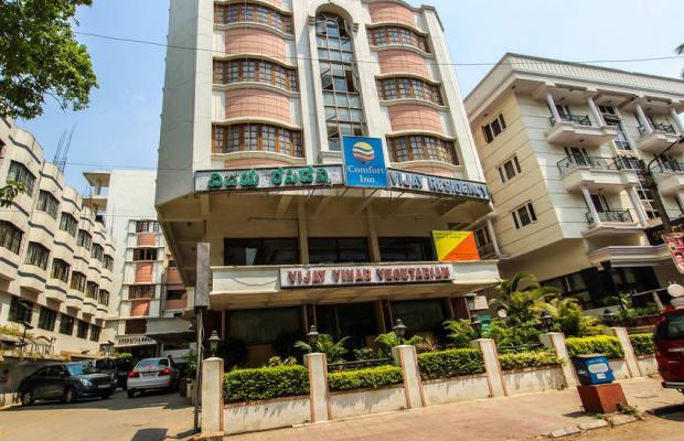 фото отеля Comfort Inn Vijay Residency изображение №1