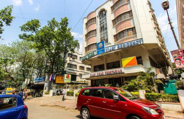 фото Comfort Inn Vijay Residency изображение №18