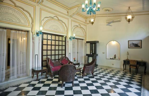 фотографии отеля Narain Niwas Palace изображение №23