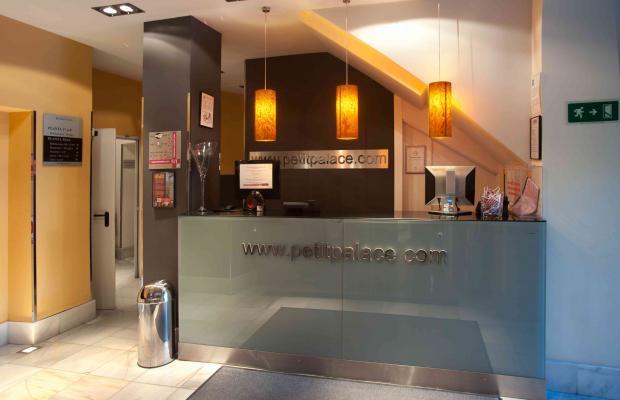 фотографии отеля Petit Palace Canalejas изображение №3
