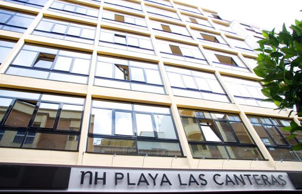 фотографии NH Las Palmas Playa las Canteras изображение №24