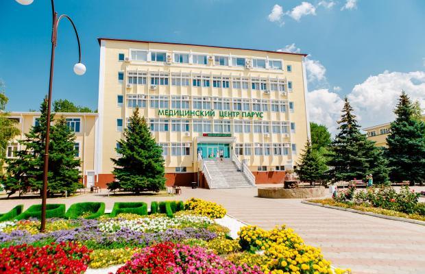 фото отеля Экогородок Парус (Ehkogorodok Parus) изображение №5