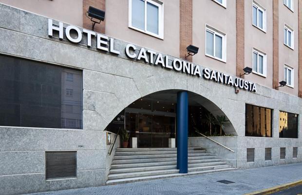 фото отеля Catalonia Santa Justa (ex. Catalonia Emperador Trajano) изображение №21
