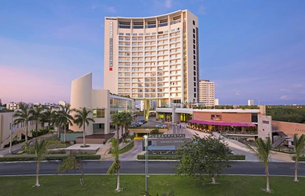 фотографии Krystal Urban Cancun (ex. B2b Malecon Plaza Hotel & Convention Center) изображение №20