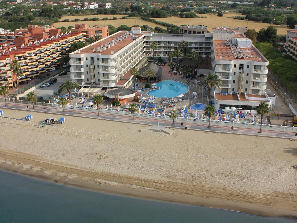 Отель маритиме испания