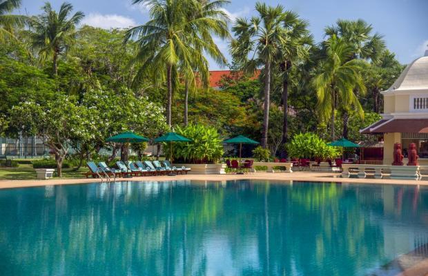 фото Raffles Grand Hotel D'Angkor изображение №18