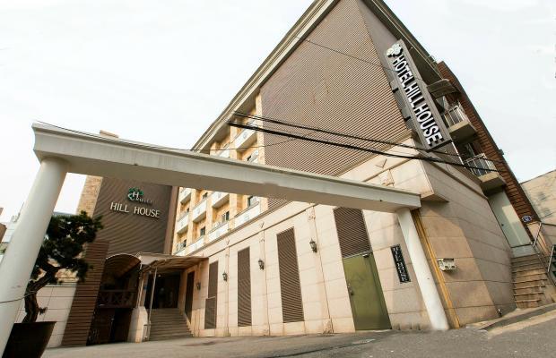 фото отеля Hill house Hotel изображение №1