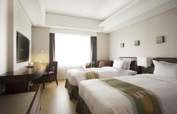 фотографии отеля Best Western Premier Seoul Garden Hotel (ex. Holiday Inn Seoul; The Seoul Garden Hotel) изображение №39