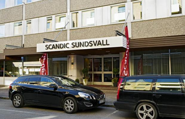 фото отеля Scandic Sundsvall City изображение №1