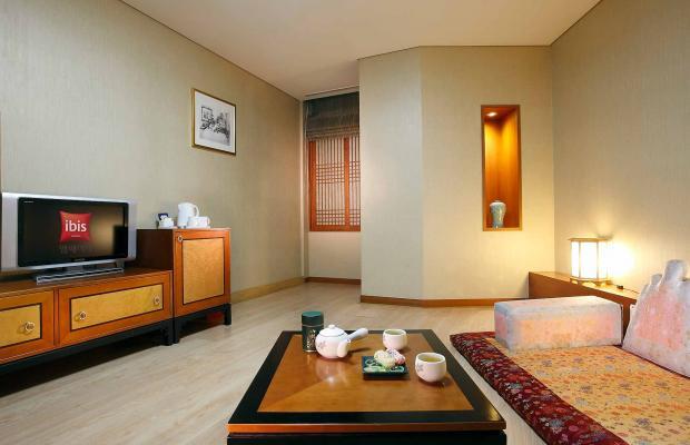 фото отеля Ibis Ambassador Seoul Myeongdong Hotel изображение №37