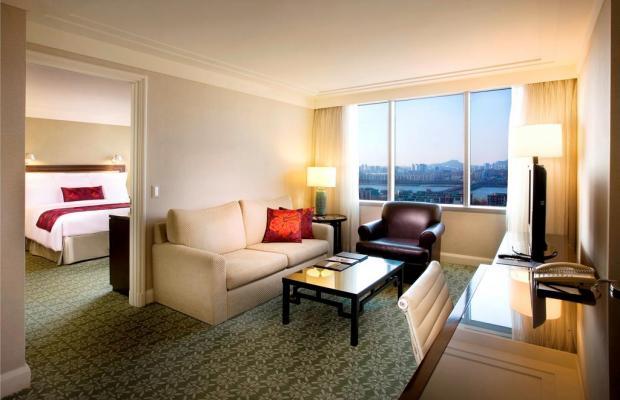 фото JW Marriott Hotel Seoul изображение №10