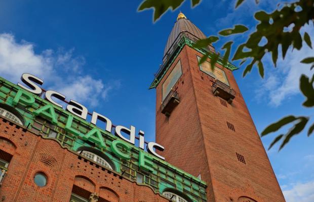 фотографии отеля Scandic Palace изображение №3
