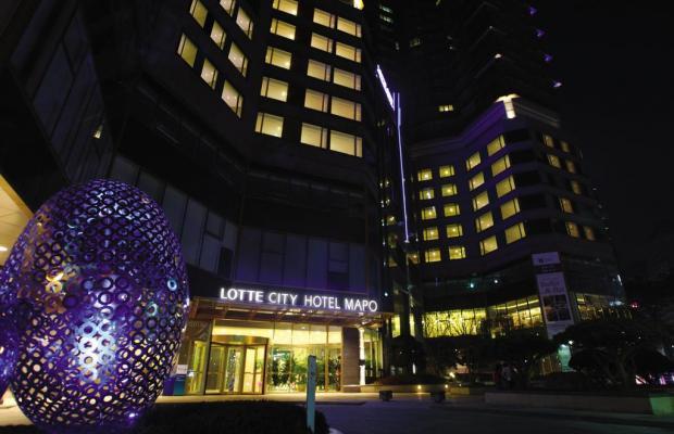 фото отеля Lotte City Mapo изображение №13