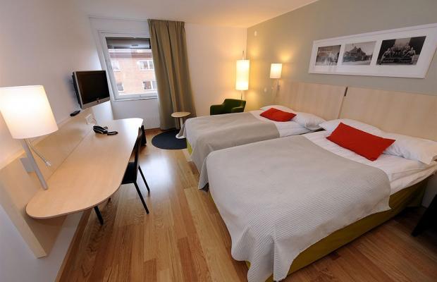 фотографии отеля Scandic Winn изображение №19