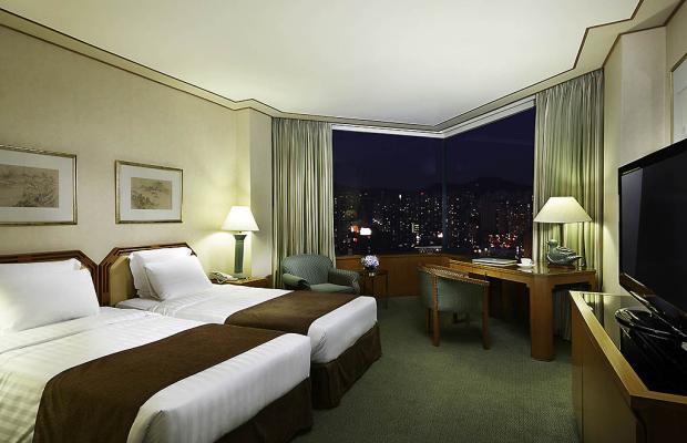фотографии отеля Novotel Busan Ambassador (ex. Busan Marriott Hotel) изображение №23