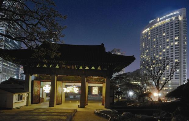 фотографии отеля COEX InterContinental Seoul изображение №11