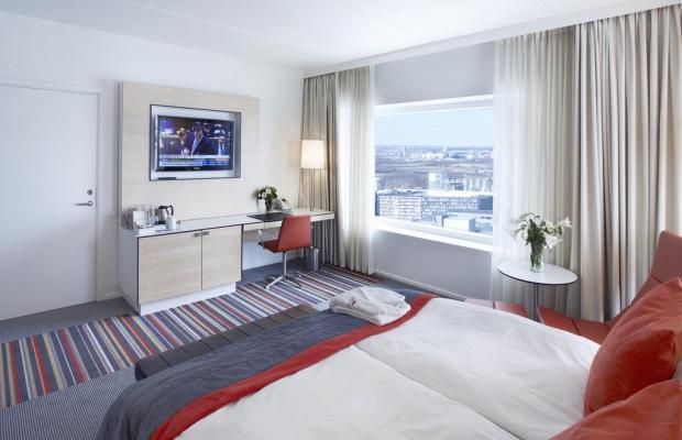 фотографии отеля Crowne Plaza Copenhagen Towers изображение №11