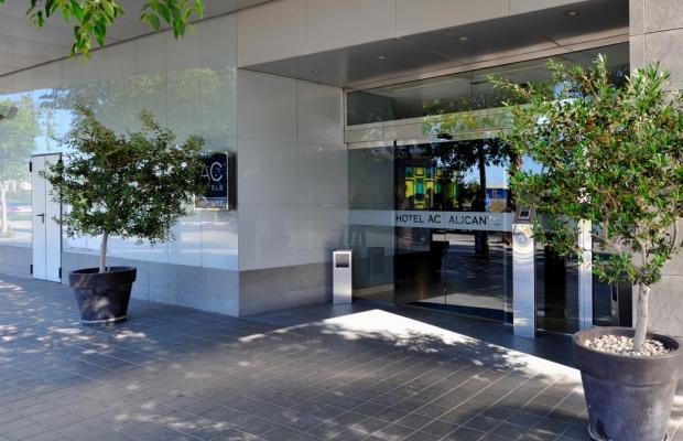 фото AC Hotel Alicante изображение №2