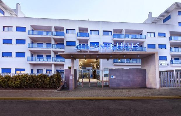фотографии отеля Alicante Hills изображение №11