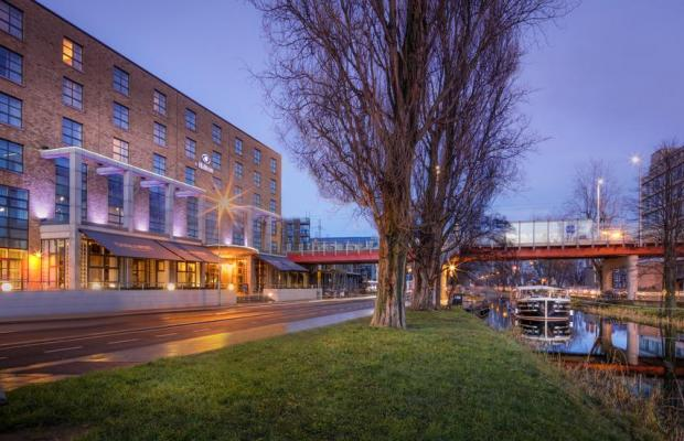 фото отеля Hilton Dublin изображение №13