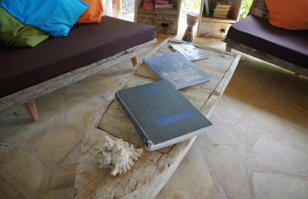 фотографии отеля Ras Michamvi Beach Resort изображение №3