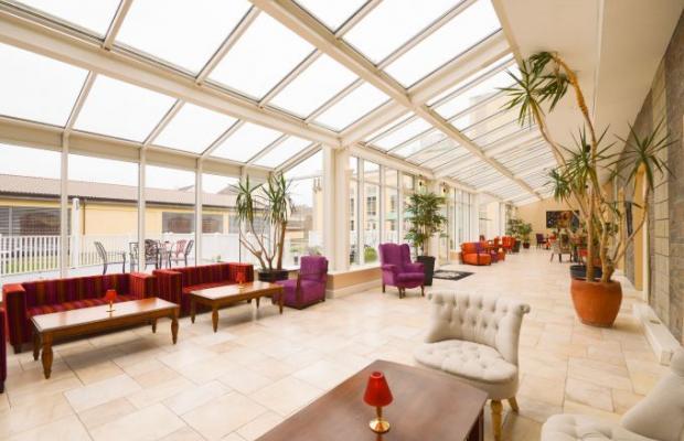 фотографии отеля Hotel Clybaun изображение №19