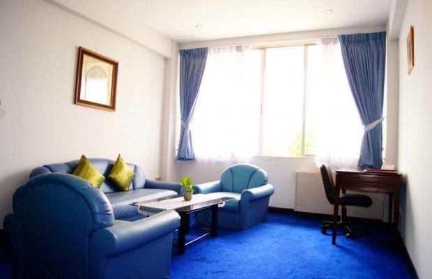 фотографии отеля YMCA International Hotel изображение №19