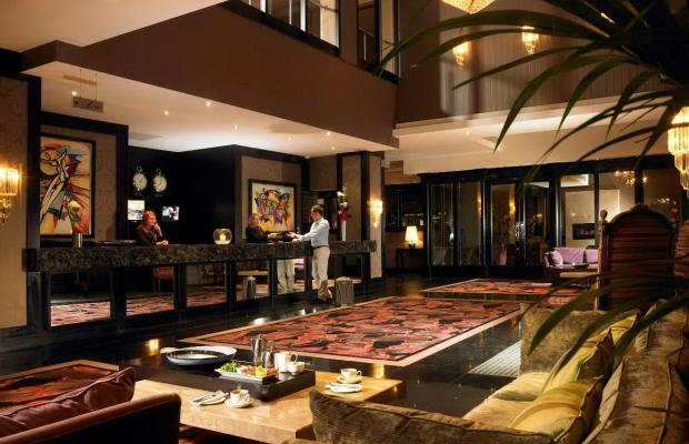 фотографии Ashling Hotel Dublin (ex. Best Western Ashling Hotel) изображение №16