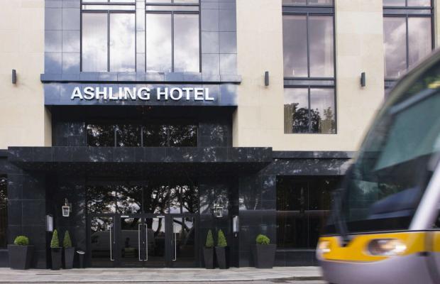 фотографии отеля Ashling Hotel Dublin (ex. Best Western Ashling Hotel) изображение №3