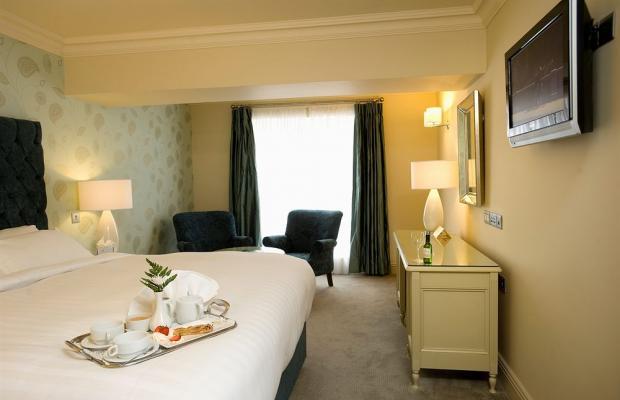 фотографии отеля Old Ground Hotel изображение №23