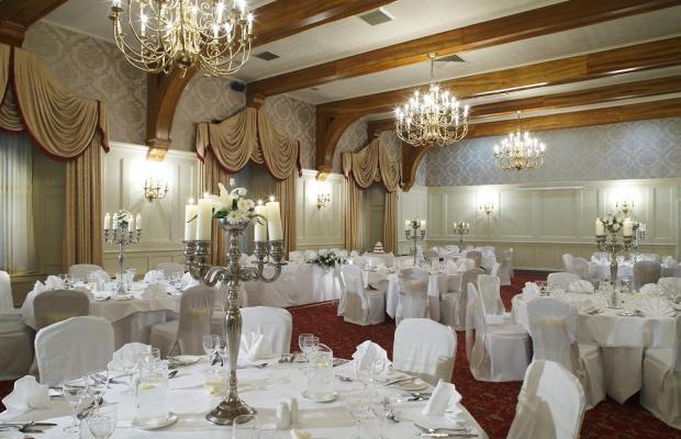 фотографии отеля Old Ground Hotel изображение №19