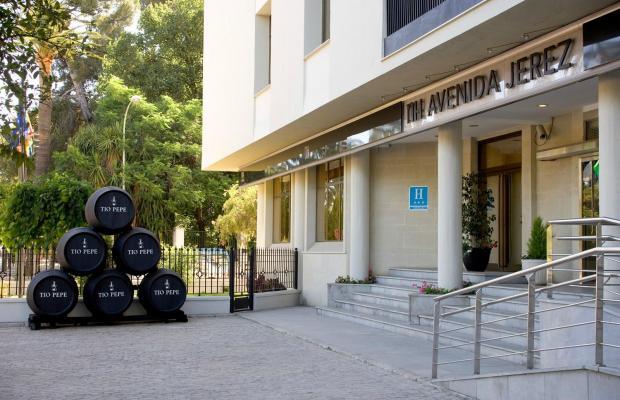 фото NH Avenida Jerez изображение №10